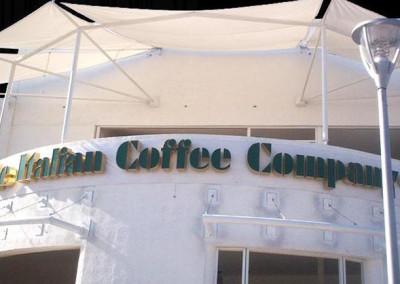 Italian Coffe Deck