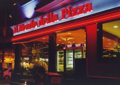 Mondo Pizza Night.UY
