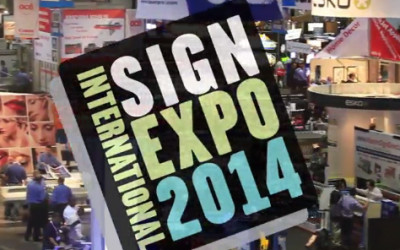 ISA International Sign Expo 2014 – Orlando Florida